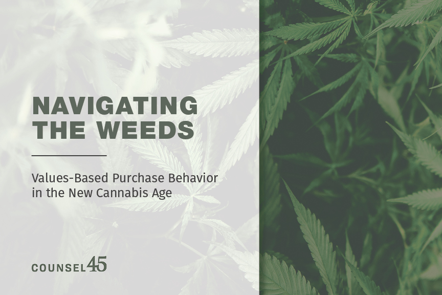 Navigating the weeds cannabis report